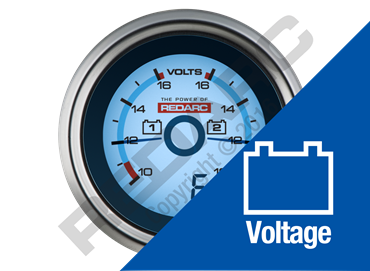 Picture for category Voltage Gauges