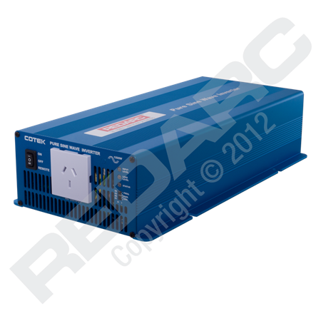 Picture of Inverter Pure Sine Wave 24V 1500W