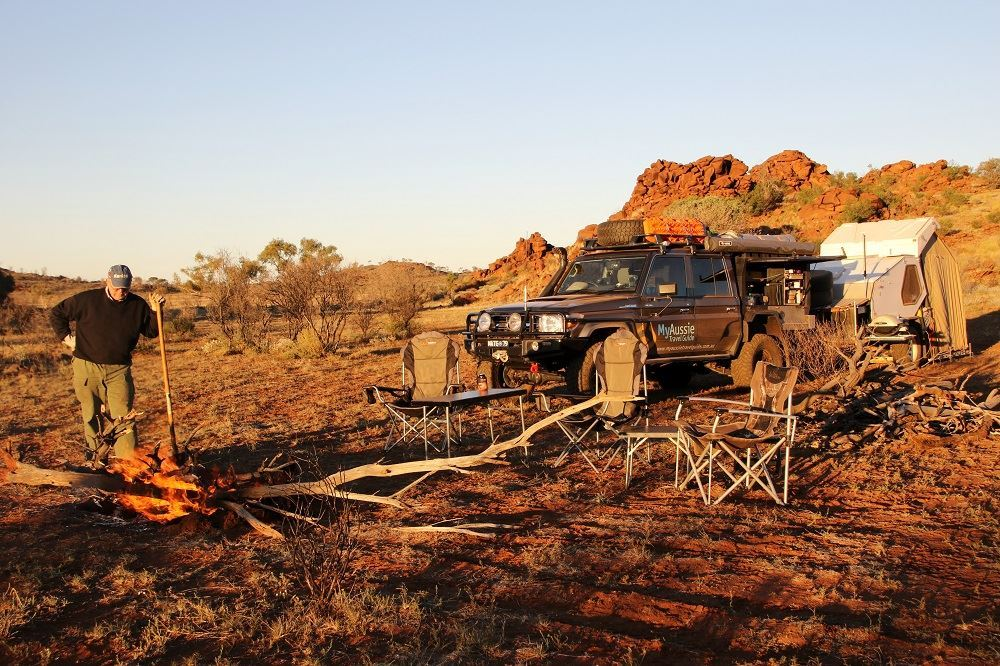 My Aussie Travel Guide Remote Tour the Gibson Desert