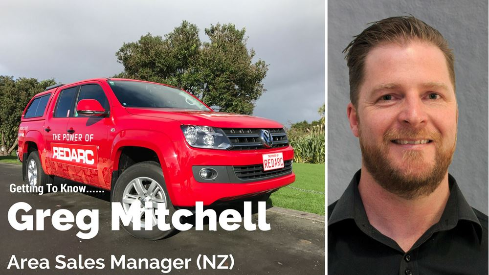 Getting To Know Your Area Sales Managers: Greg Mitchell (NZ)