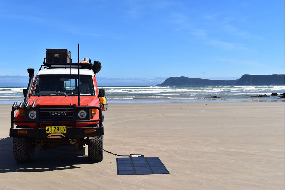 The best 12V setup for a Troopy