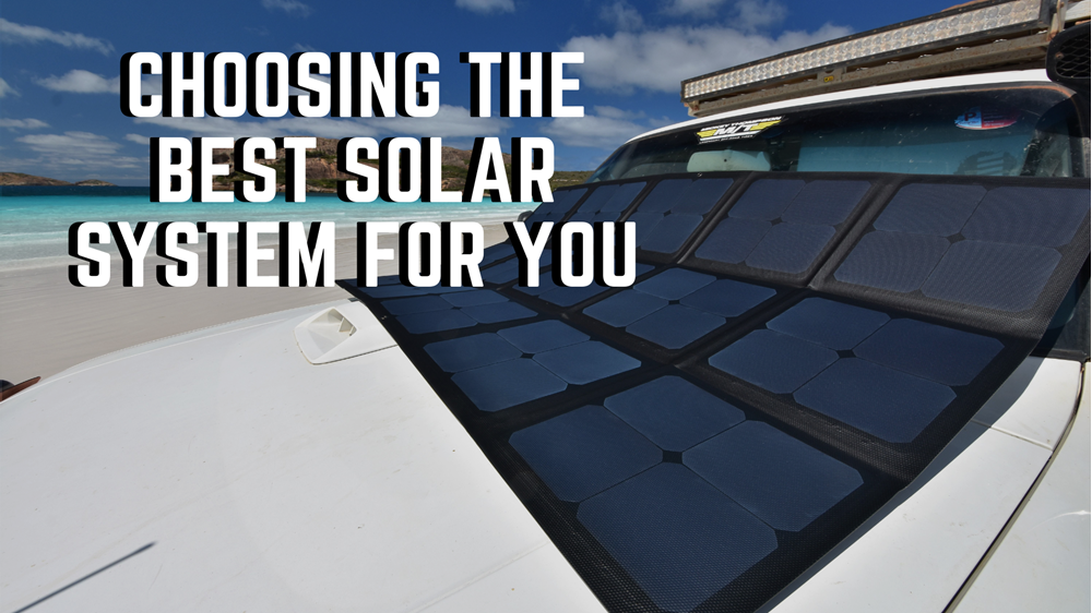 Choosing The Best Portable Solar System For You