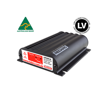 24V 20A In-Vehicle LiFePO4 Battery Charger (Low Voltage)