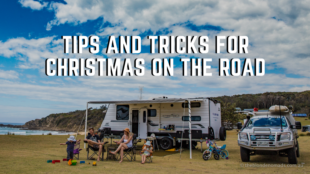 Tips and Tricks for Christmas on the Road